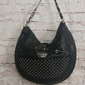 Guess Purse NWT Black Dovie Style VY392802